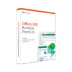 Microsoft Office 365 Business Premium 1 license, 1 year, English Box Pack
