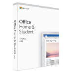 Microsoft Office Home and Student 2019 English APAC DM Mdls P6
