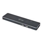 i-tec Metal USB-C Docking Station for Apple MacBook Pro + Power Delivery