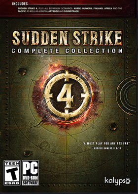 Nexway Sudden Strike 4 Complete Collection, PC vídeo juego PC/Mac/Linux