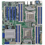 ASROCK_RACK Asrock Rack EP2C602-4L/D16 Server Board Intel C602 2011 SSI EEB Quad GB LAN IPMI LAN Serial Port