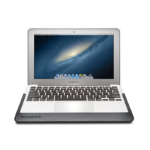 "Kensington SafeDock™ for MacBook® Air 11"" Security Dock & Keyed Lock"