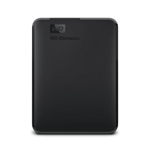 Western Digital WD Elements Portable external hard drive 5000 GB Black
