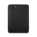 Western Digital Elements Portable Externe Festplatte 5000 GB Schwarz