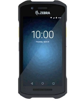 "Zebra TC21 ordenador móvil industrial 12,7 cm (5"") 1280 x 720 Pixeles Pantalla táctil 236 g Negro"