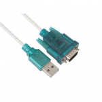 VCOM USB 2.0/9 Pin 1.2m 1.2m USB VGA (D-Sub) Green,White serial cable