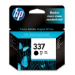 HP Cartucho de tinta original 337 negro