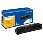 Pelikan 4228796 (1233C) compatible Toner cyan, 3.8K pages, 85gr, Pack qty 1 (replaces HP 305A)