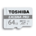 Toshiba THN-M401S0640E2 64GB MicroSD NAND Class 10 memory card