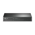 TP-LINK 8-port 10/100 PoE Switch Unmanaged Black Power over Ethernet (PoE)