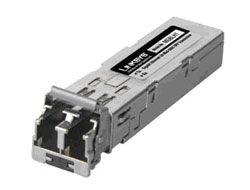 Cisco Gigabit LH Mini-GBIC SFP red modulo transceptor 1300 nm