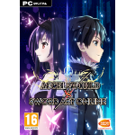 Namco Bandai Games Accel World VS. Sword Art Online Deluxe Edition Deluxe PC English video game