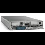 Cisco UCS B200 M3 Intel C600 LGA 2011 (Socket R) Silver