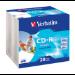 Verbatim CD-R AZO Wide Inkjet Printable