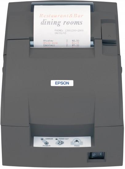 Epson TM-U220B (057BE) Matriz de punto Alámbrico