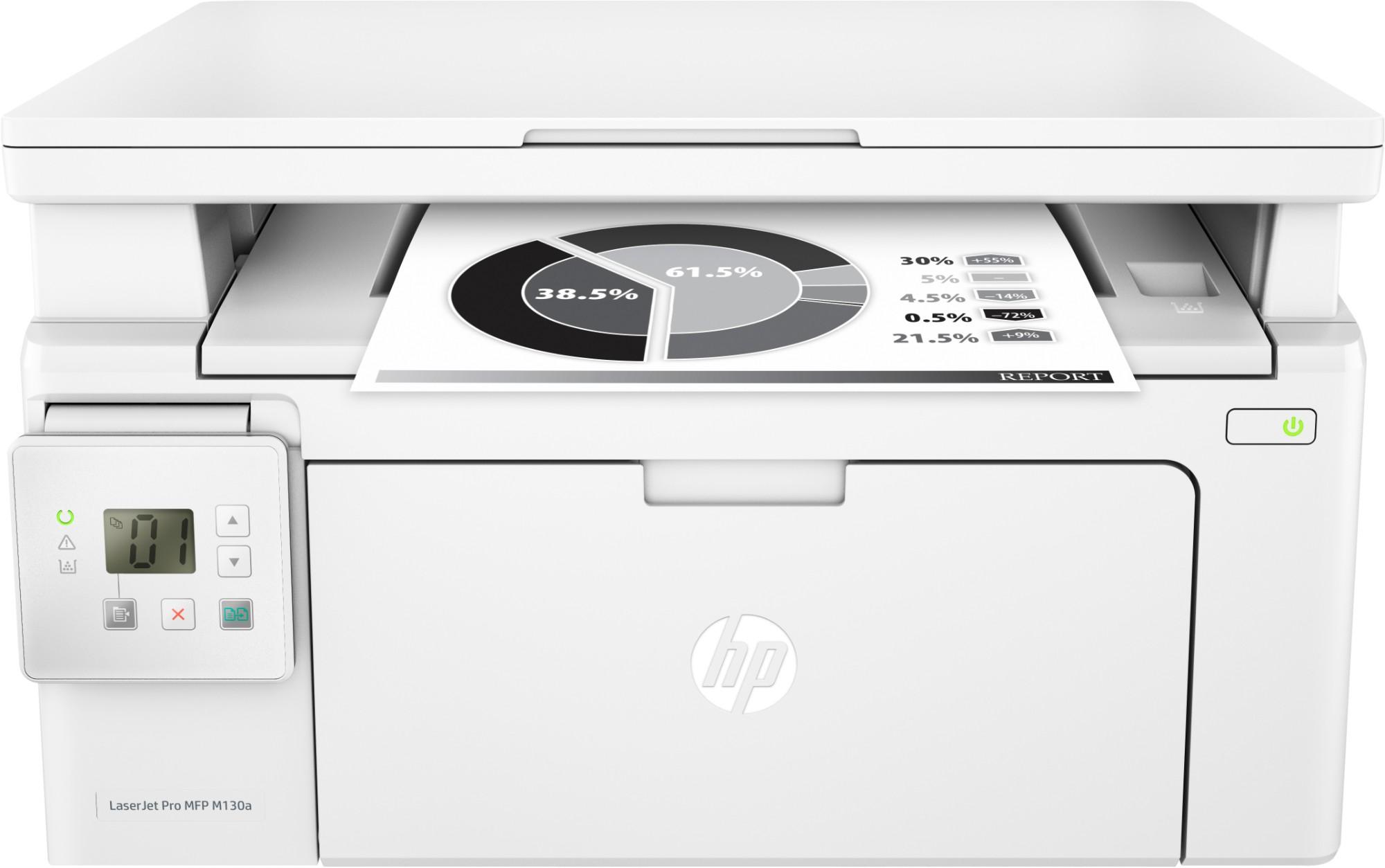 HP LaserJet Pro M130a Laser 22 ppm 1200 x 1200 DPI A4