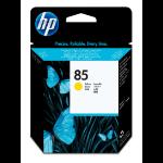 HP Cabezal de impresión DesignJet 85 amarillo