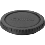 Canon R-F-3 lens cap Digital camera Black