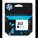 HP 302 Original Black 1 pc(s)