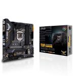 ASUS TUF GAMING B460M-PLUS Intel B460 micro ATX