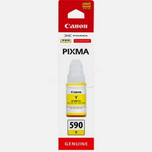 Canon 1606C001 (GI-590 Y) Ink cartridge yellow, 7K pages, 70ml