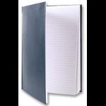 Q-CONNECT Q CONNECT MANUSCRIPT BOOK A4 FT BLUE