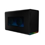 Razer Core X Chroma Wired Thunderbolt 3 Black RC21-01430100-R3W1