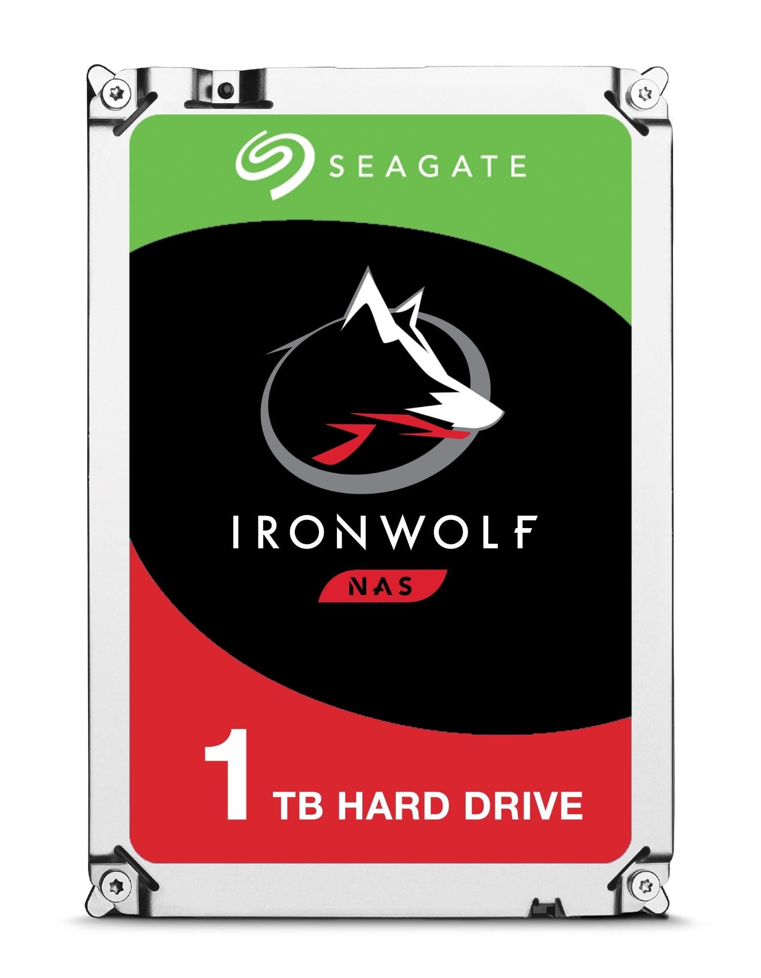 "Seagate IronWolf ST1000VN002 internal hard drive 3.5"" 1000 GB Serial ATA III"