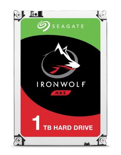 Seagate IronWolf ST1000VN002 internal hard drive 3.5