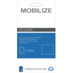 Mobilize MOB-46251 Clear screen protector iPhone 6 / 6s 2pc(s) screen protector