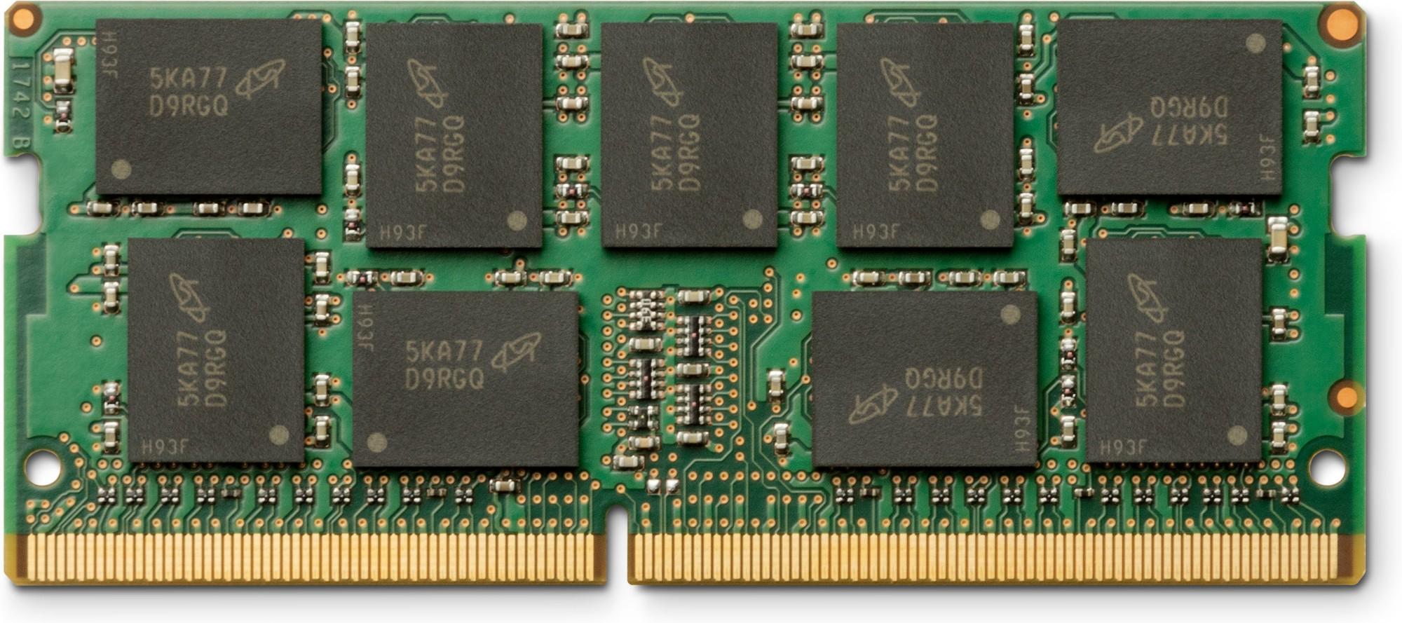 HP 8GB DIMM DDR3L Memory