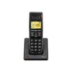 British Telecom Diverse 7100 Standard DECT telephone Black Caller ID