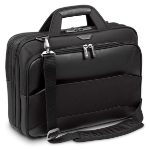 "Targus Mobile VIP notebook case 39.6 cm (15.6"") Messenger case Black"