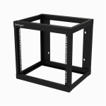 StarTech.com 9U Wall-mount Rack - Open Frame - 18 in. Deep