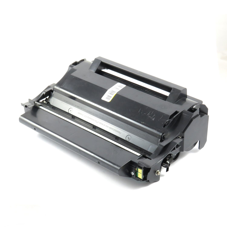 Remanufactured Lexmark 12A7315 Black Toner Cartridge