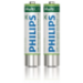 Philips Rechargeable batteries LFH9154