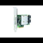 Hewlett Packard Enterprise P408I GEN10 RAID controller PCI 3.0 12 Gbit/s
