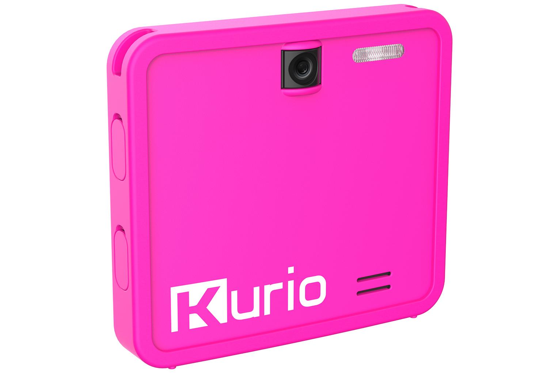 KURIO Snap Camera - Pink