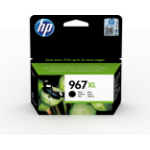 HP 3JA31AE (967XL) Ink cartridge black, 3K pages, 69ml