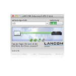 Lancom Systems Advanced VPN Client (Mac OS)