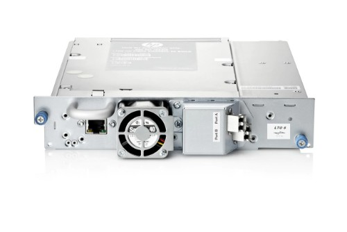 Hewlett Packard Enterprise StoreEver MSL LTO-6 Ultrium 6250 FC tape drive Internal 2500 GB