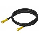 """Panorama Antennas C29SP-10SJ coaxial cable 393.7"""" (10 m) SMA Plug SMA Jack Black"""