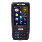 "Honeywell Dolphin 7800 handheld mobile computer 8.89 cm (3.5"") 640 x 480 pixels Touchscreen 324 g Black"