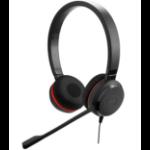 Jabra Evolve 30 II Headset Head-band Black