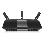 Linksys XAC1900 Dual-band (2.4 GHz / 5 GHz) Black wireless router