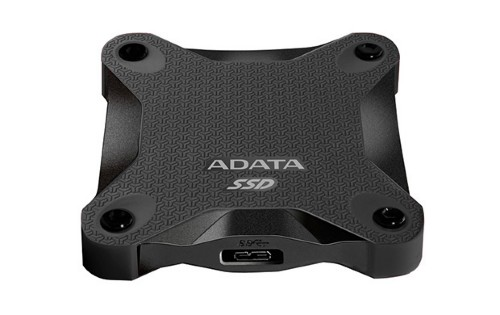 ADATA SD600 512 GB Black