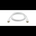 Kramer Electronics C-MHM/MHM HDMI cable 4.6 m HDMI Type A (Standard) White