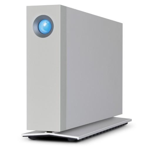 LaCie STFY10000400 10TB d2 Thunderbolt 3 USB 3.1 7200rpm External Desktop Drive
