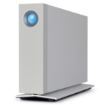 LaCie d2 Thunderbolt 3 external hard drive 10000 GB Silver