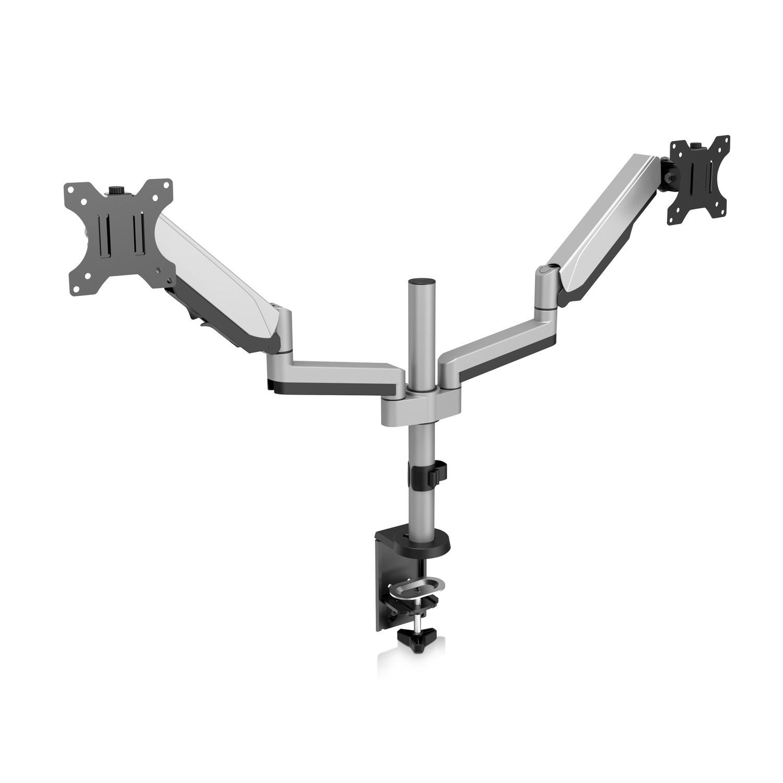 V7 Soporte para monitores con ajuste manual doble